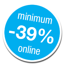 minimum -39% online
